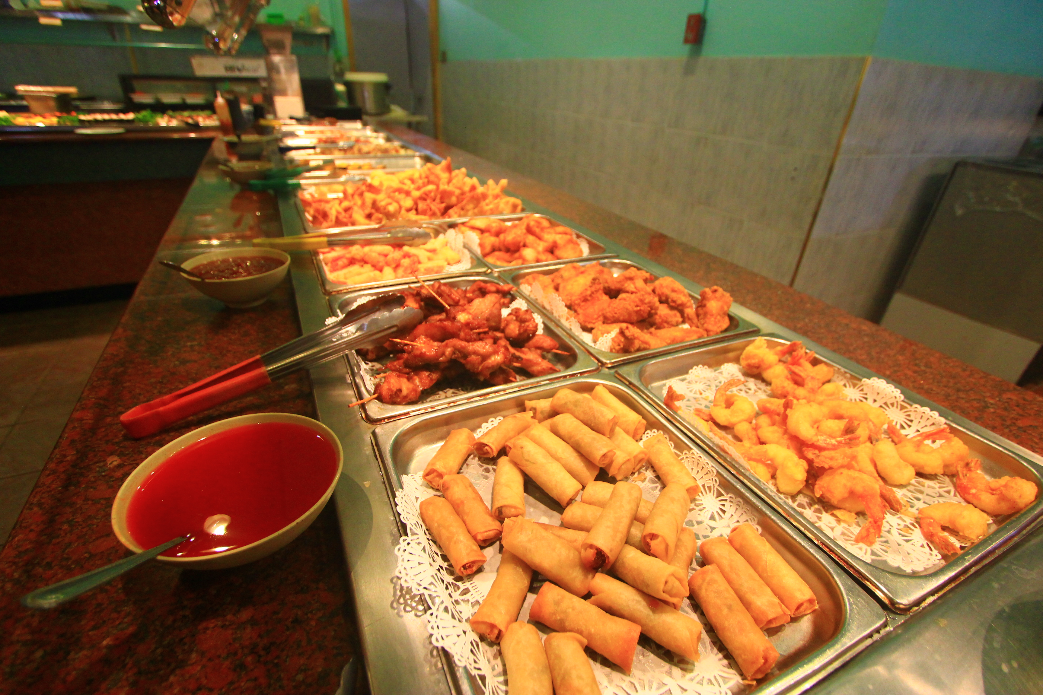 How to get the most out of your eat all you can top for Asian cuisine buffet
