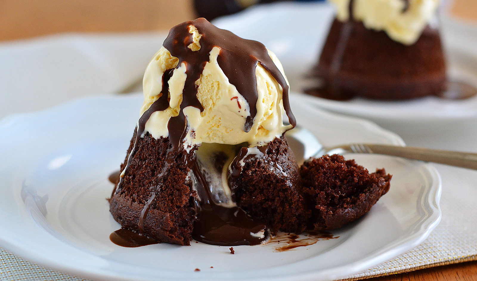 Choc Lava Cake Recipe Easy